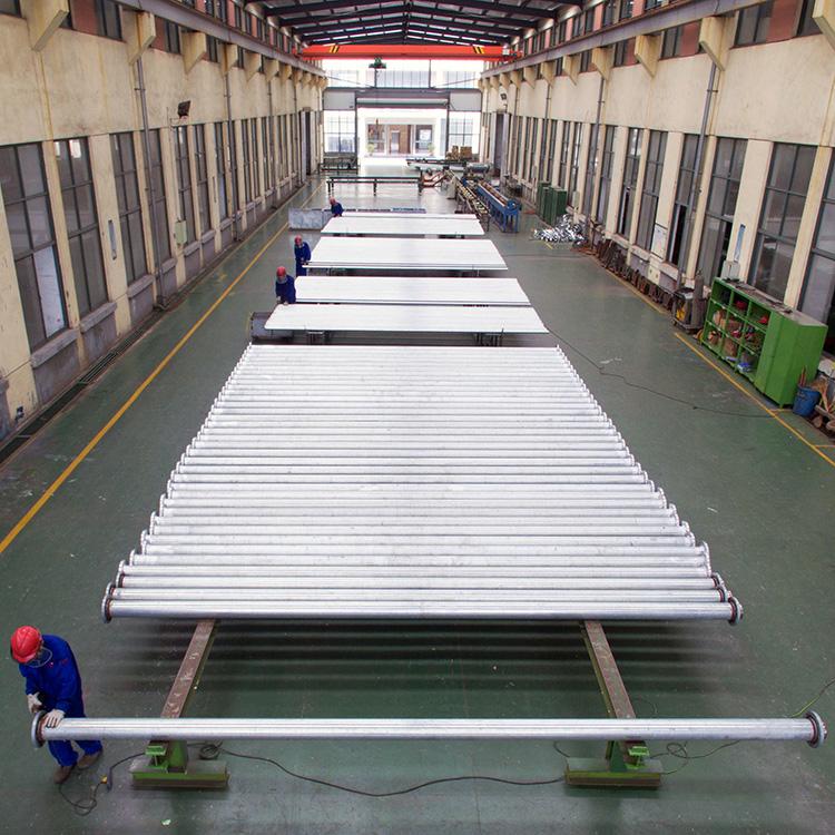 法兰预制增强不锈钢管